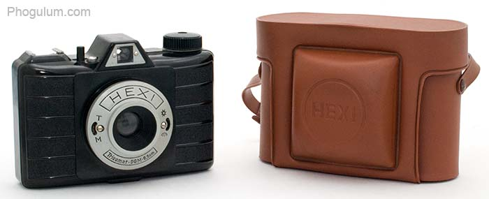 Hexi with lens in and case
