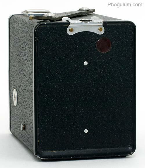 Kodak Brownie Junior Six-20 back