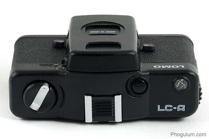 LOMO LC-A top