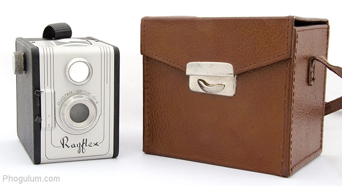 Rayflex with case
